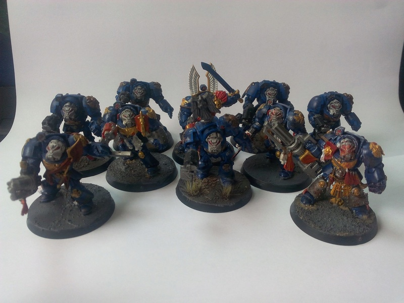 Les Warhawks, Space Marines qui aiment tout cramer - Page 2 17388813