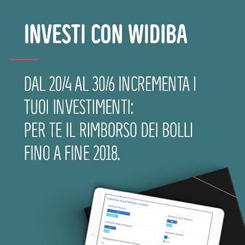 WIDIBA rimborsa il BOLLO SU DOSSIER TITOLI fino al 2018 [scaduta il 30/06/2017] News_i10