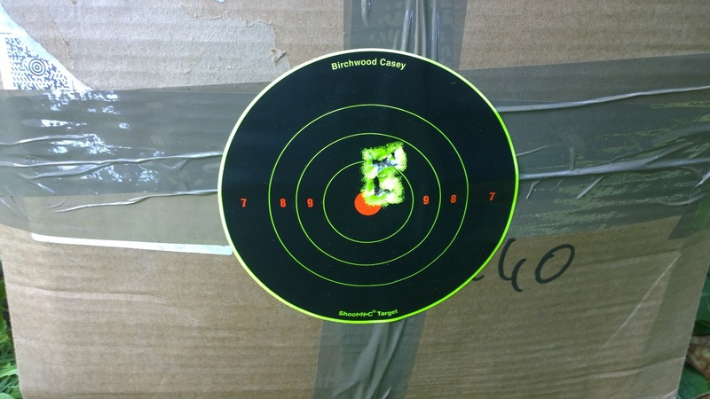 Walther LGV Challenger Ultra: 1er cartons! Wp_20129