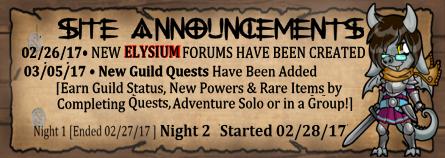 Announcements  Aod22i10