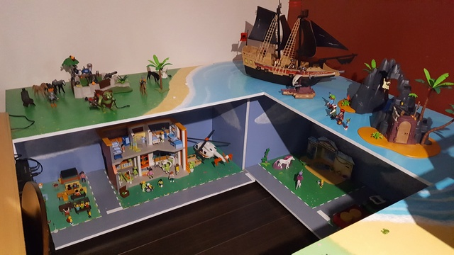 meuble playmobil 20170262