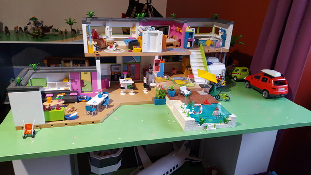 meuble playmobil 20170264