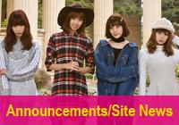 Announcements/Site News