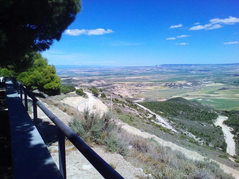 Virée dans les Bardenas et Pyrénées espagnoles Img_2076