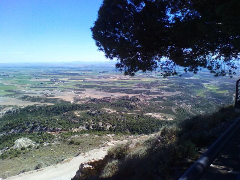 Virée dans les Bardenas et Pyrénées espagnoles Img_2077