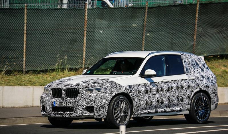 2016 - [BMW] X3 [G01] - Page 6 19400310
