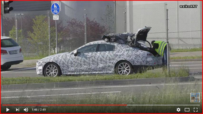 2018 - [Mercedes] CLS III  - Page 3 Cls_0110