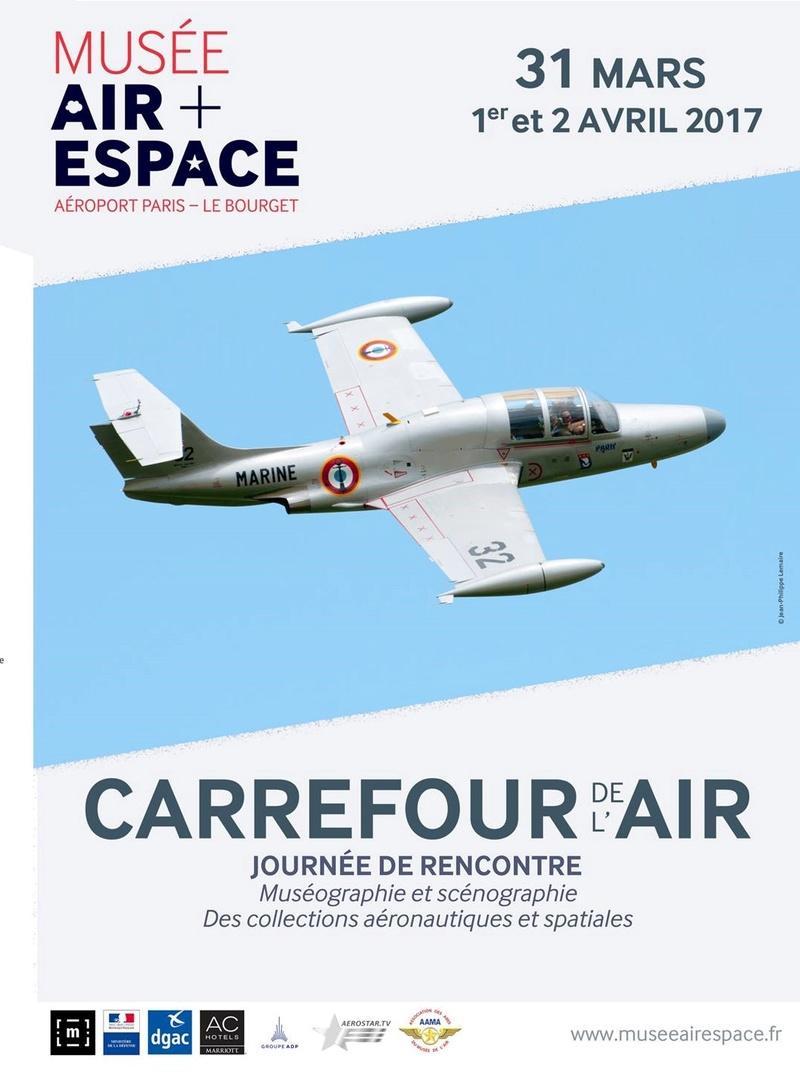 31 mars / 2 avril: Carrefour de l'air au Bourget 17504610