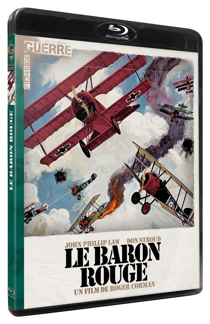 Le Baron rouge - Roger Corman 71lxmu11
