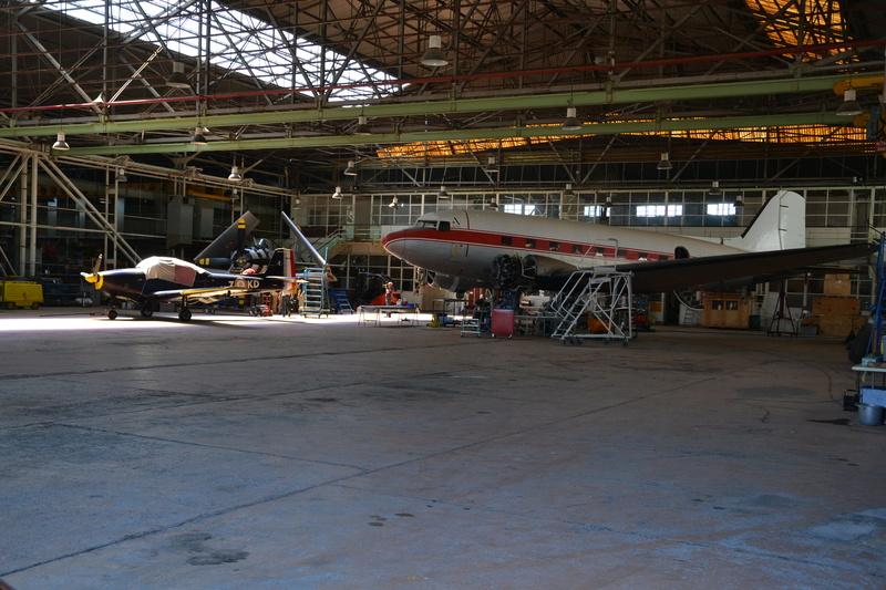 Les trésors de l'aérodrome de Melun Dsc_0018