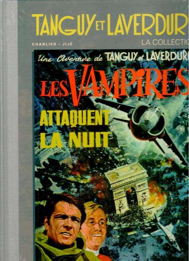 Tanguy et Laverdure - Les chevaliers du ciel M1167-18