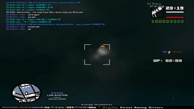 [Screen] Época boa.  Sa-mp-10