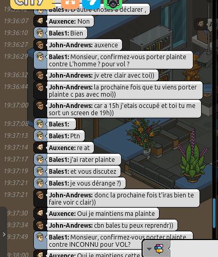 Plainte de Auxence Screen11