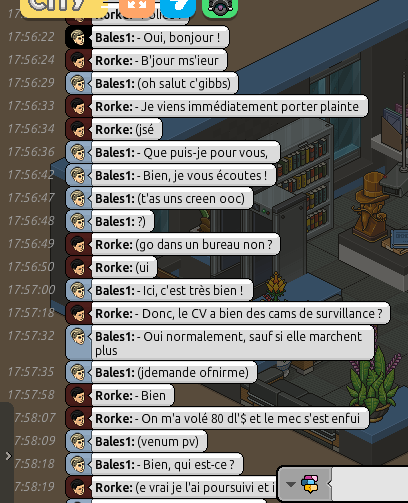 Plainte de Rorke Screen48