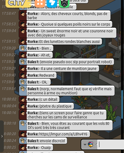 Plainte de Rorke Screen49