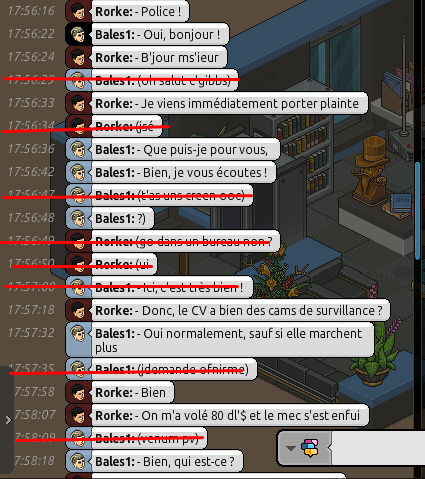 Plainte de Rorke Screen50