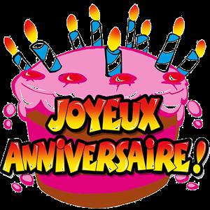 C'est l'anniversaire de jissai Tchq3y10