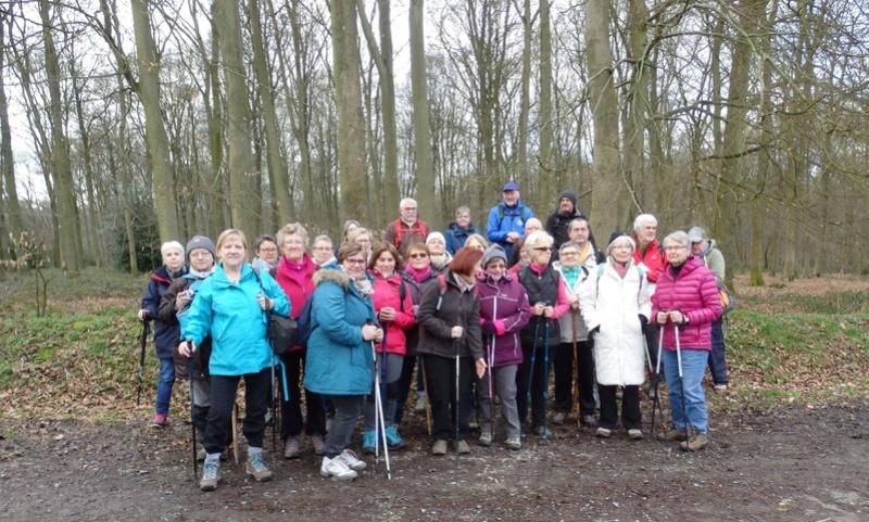 Mardi 7 mars : forêt verte 41-for16