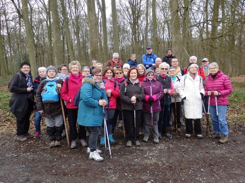 Mardi 7 mars : forêt verte 41-for17