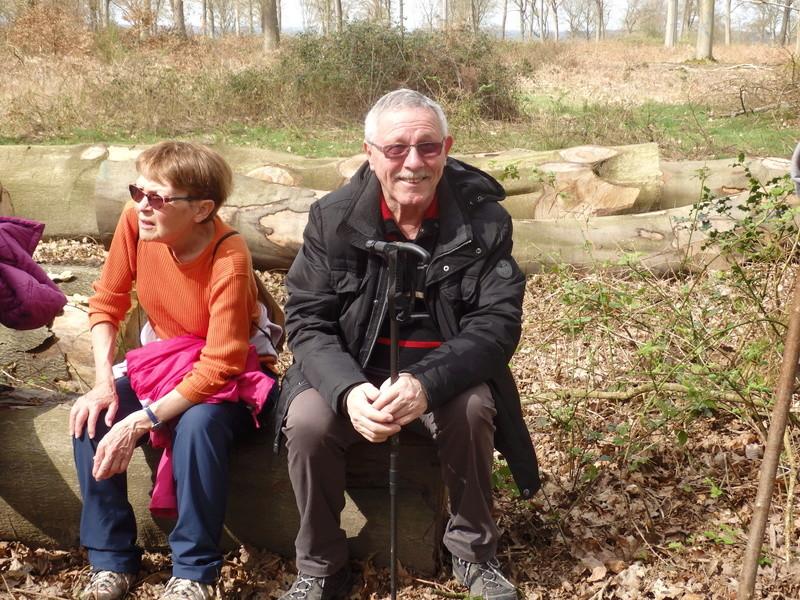 Forêt de Roumare : parcours de santé mercredi 29 mars 43-for12