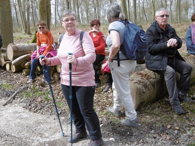 Forêt de Roumare : parcours de santé mercredi 29 mars P1000232