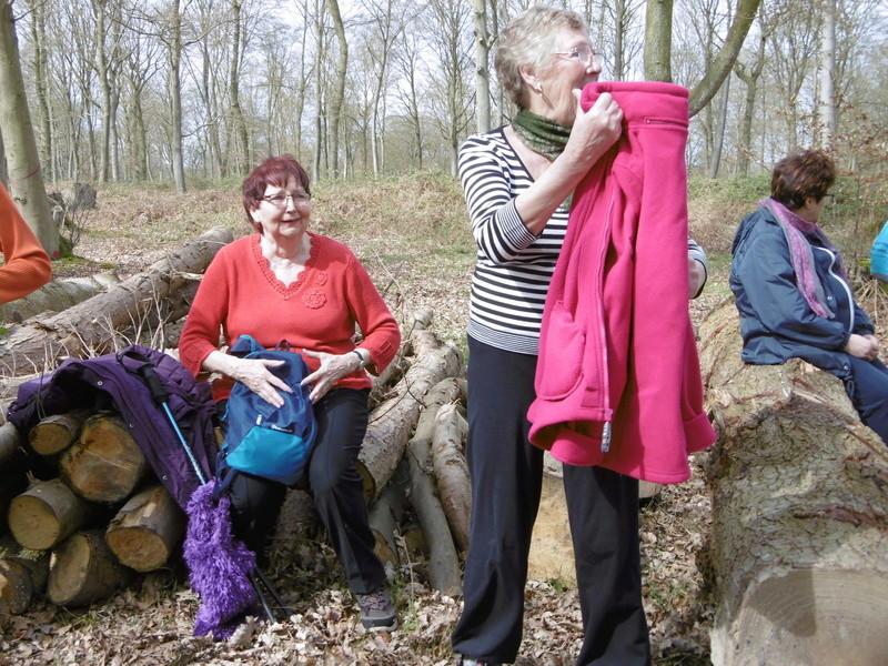 Forêt de Roumare : parcours de santé mercredi 29 mars P1000233