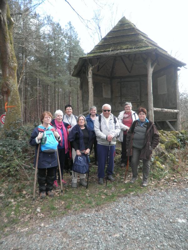 Mercredi 15 mars - Forêt de Roumare P1010420