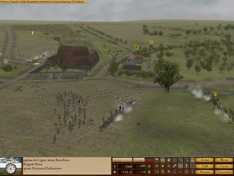 Scourge of War : Waterloo 20170315