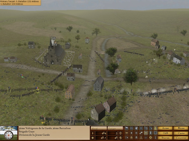 Scourge of War : Waterloo 20170326