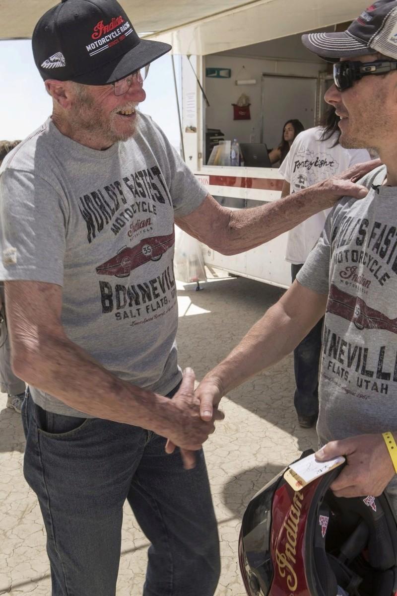 Retour à Bonneville - Les 50 ans du record de Burt Munro Leemun22