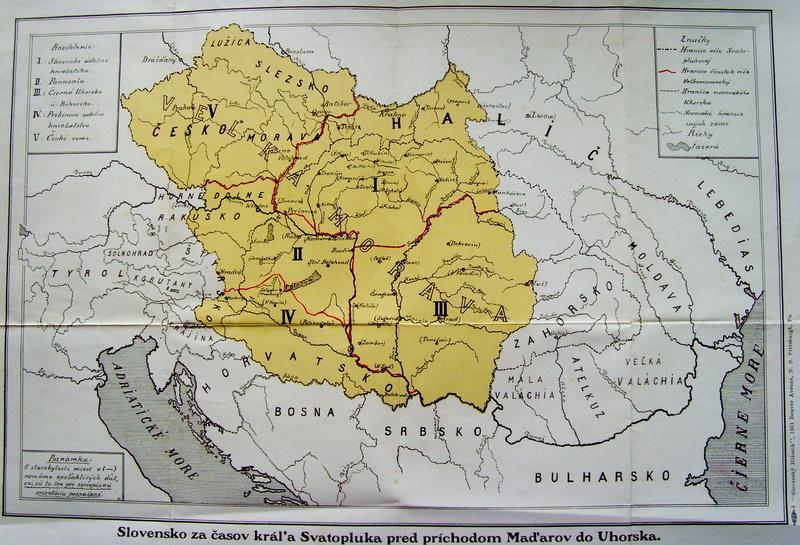 MAPY STARÉHO SLOVENSKA Sloven10