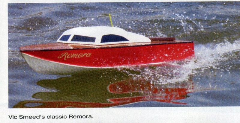 Running some marine engines: OS MAX-S 30 RC Remora10