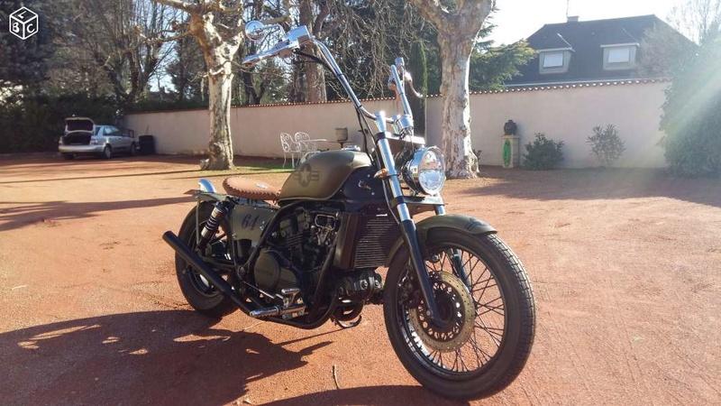 vends vfc rc 09 chopper old school Da40ce10