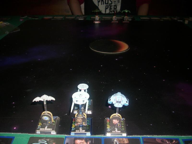 [130 Pkt.] Funspiel Föderation vs. Klingonen 00116