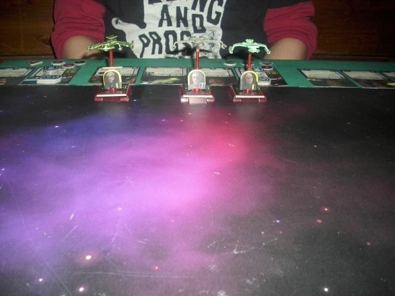 [130 Pkt.] Funspiel Föderation vs. Klingonen 00214