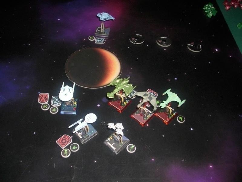 [130 Pkt.] Funspiel Föderation vs. Klingonen 00614