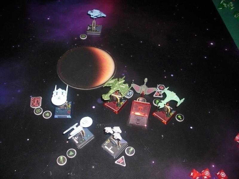 [130 Pkt.] Funspiel Föderation vs. Klingonen 00714