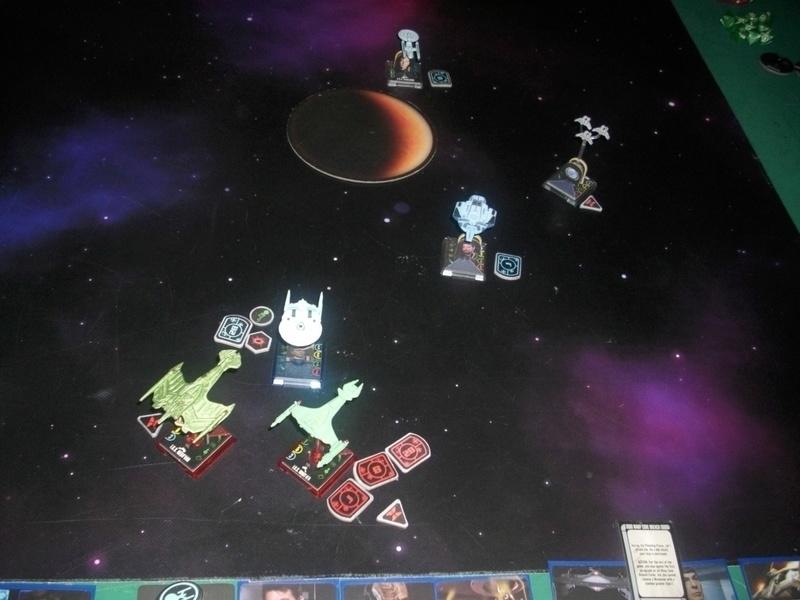 [130 Pkt.] Funspiel Föderation vs. Klingonen 00914