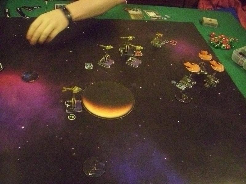 [130 Doppelspielbericht] Ferengi vs. Dominion, Kampf um Sabu 01010