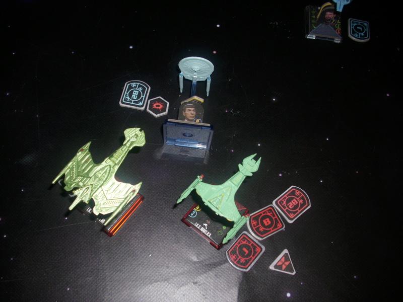 [130 Pkt.] Funspiel Föderation vs. Klingonen 01014