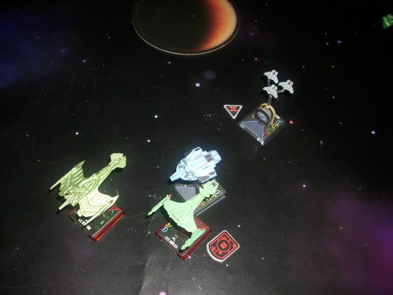 [130 Pkt.] Funspiel Föderation vs. Klingonen 01114