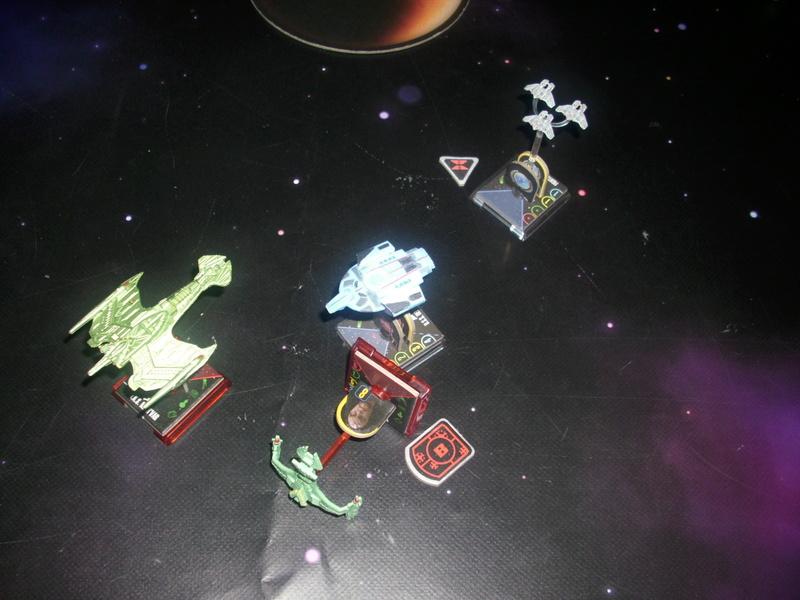 [130 Pkt.] Funspiel Föderation vs. Klingonen 01214