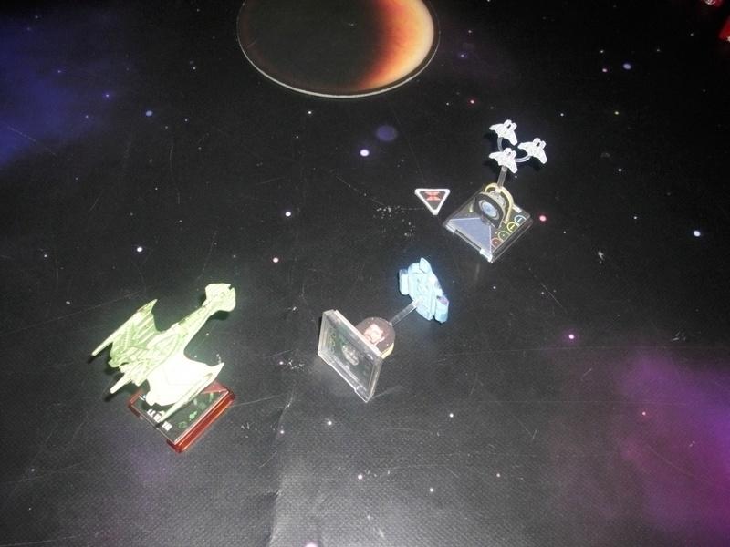 [130 Pkt.] Funspiel Föderation vs. Klingonen 01313