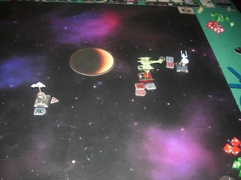 [130 Pkt.] Funspiel Föderation vs. Klingonen 01513
