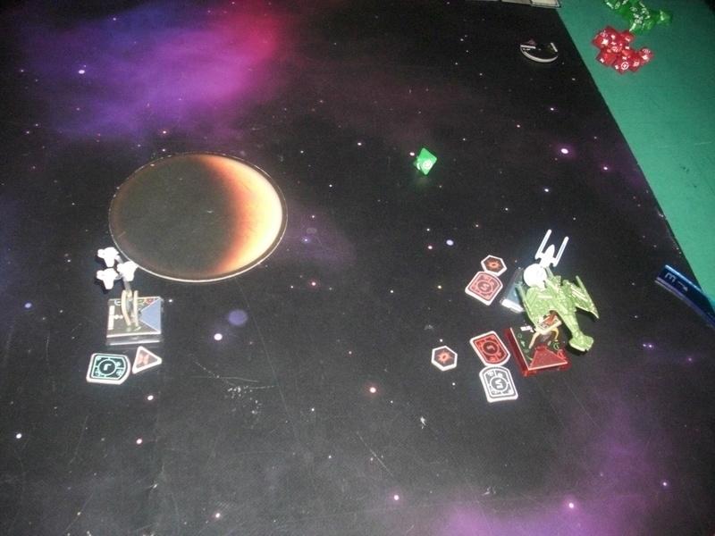 [130 Pkt.] Funspiel Föderation vs. Klingonen 01613