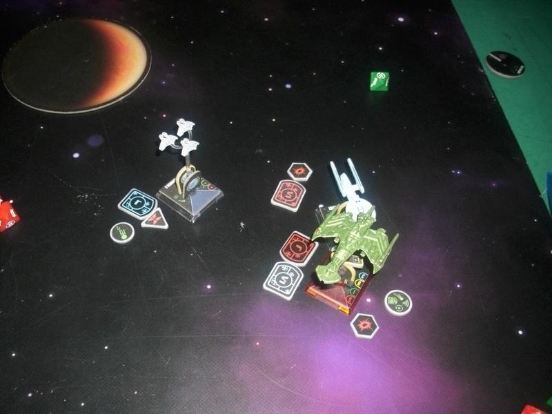 [130 Pkt.] Funspiel Föderation vs. Klingonen 01713
