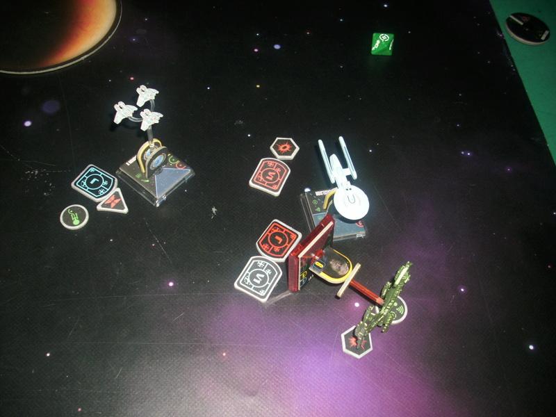 [130 Pkt.] Funspiel Föderation vs. Klingonen 01813