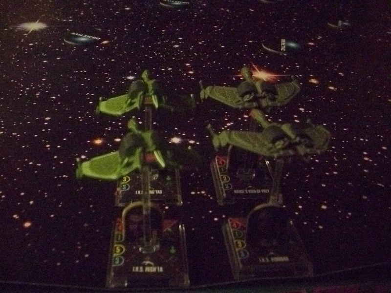 [130 Pkt.] Klingonen vs. Föderation Freundschaftsgeballer 02013