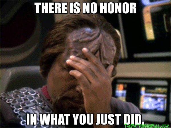 [130 Pkt.] Klingonen vs. Föderation Freundschaftsgeballer Picard10