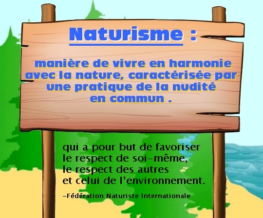 Définition du naturisme Defini13